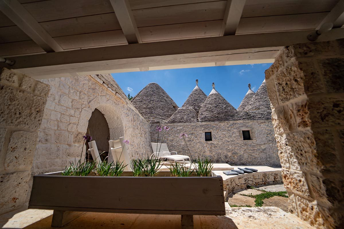 trulli bed and breakfast valle d'itria